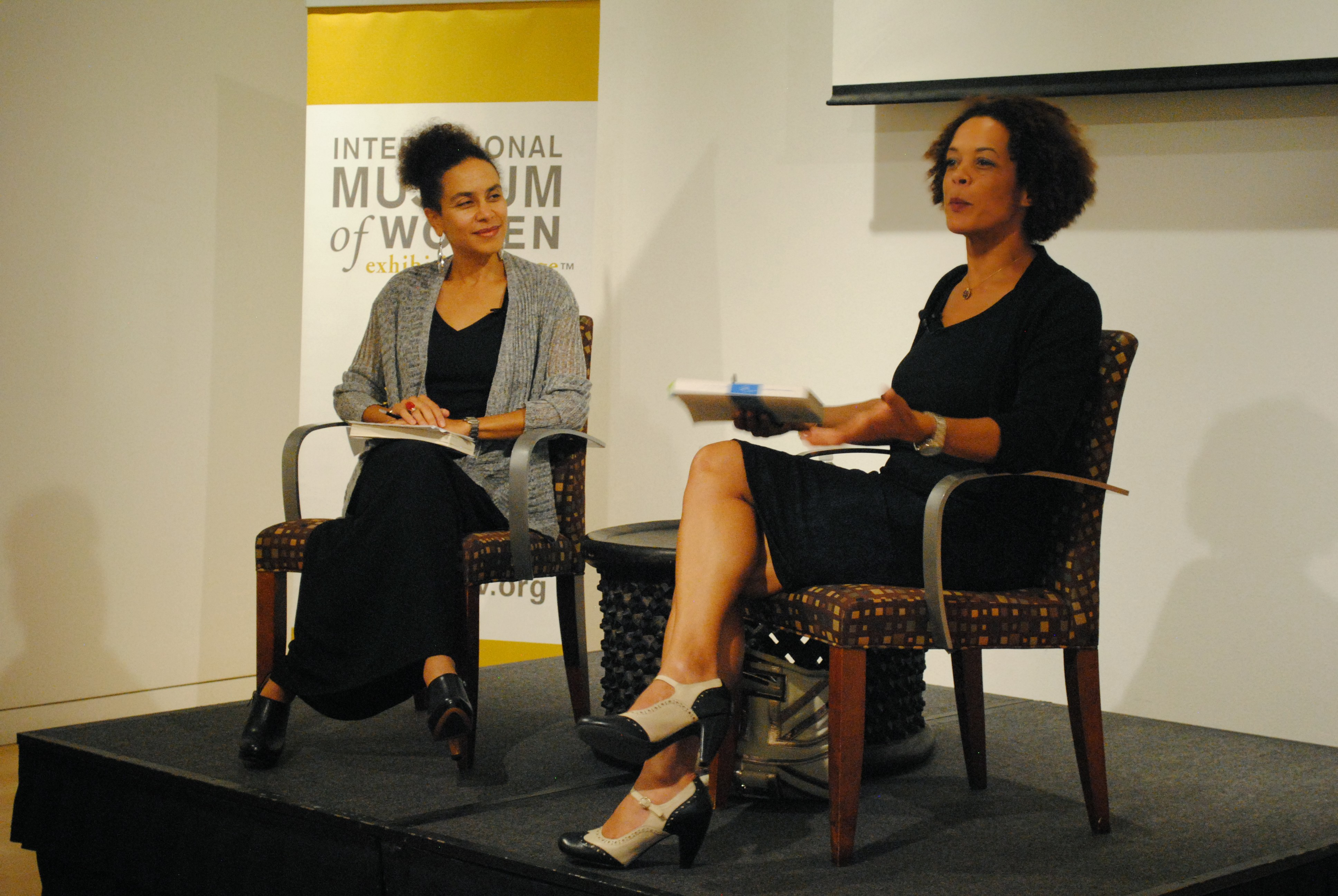 In Conversation – Aminatta Forna