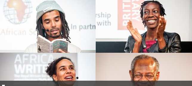 African Books to Inspire with Akala, Yewande Omotoso and Abdilatif Abdalla.
